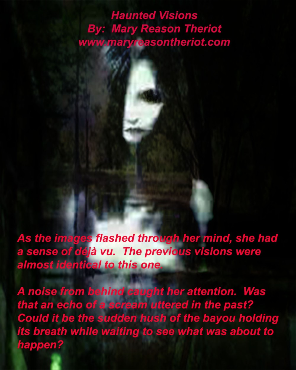 Haunted Visions Book Teaser